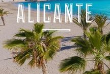 Alicante / Alicante é um paraíso em terra porque tem... // Alicante is heaven on earth because it has...