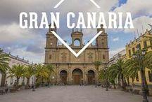 Gran Canaria / Terra de infinita beleza e natureza, Gran Canaria surpreende-nos com as suas... // Land of infinite beauty and nature, Gran Canaria surprises us with its...