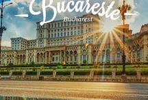 "Bucareste // Bucharest / Conhecida como ""Paris de Leste"", Bucareste é especial porque tem... // Known as the ""Paris of the East"", Bucharest is special because it has..."