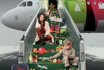 TAP Store / Ofereça TAP!  Pode encontrar modelos de aeronaves, malas de viagem, artigos de moda e acessórios entre muitos outros artigos disponíveis em store.flytap.com.