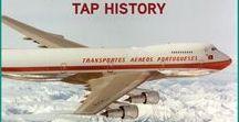 Memória TAP // TAP History / Mais de 70 anos de história em fotos e lembranças. // Over 70 years of history in photos and memoirs.