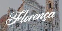 Florença // Florence / Florença é a cidade encantada, romântica e renascentista. É fácil perceber porquê ... // Florence is the enchanted, romantic and renaissance city. It's easy to see why ...