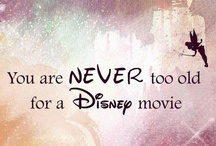 disney (and other cartoons) world