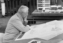 Frank Lloyd Wright / President & CEO, John C. Vandyk, has always been inspired by renowned architect Frank Lloyd Wright. Many of VANDYK's projects have been heavily influenced by the timeless design of Wright's signature style, such as The Craftsman Condominium Residences.