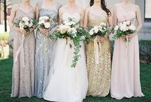 The Wedding Party / Fashion and photography inspiration for your B.F.F.s