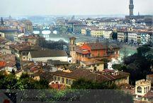 """❤️Firenze❤️ /  """"Fiorentino parlo, fiorentino penso, fiorentino sento. Fiorentina è la mia cultura e la mia educazione. All'estero, quando mi chiedono a quale Paese appartengo, rispondo: Firenze. Non: Italia. Perché non è la stessa cosa"""". Oriana Fallaci"""