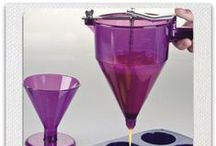 Chocolate Accessories & Equipment / A variety of chocolate equipments and supplies that meet your needs