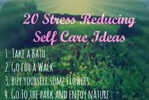 Stress Busters / Tips For A Stress-Free Life
