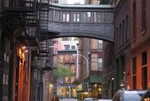 Discover TriBeCa / Everything we love about Tribeca ...  / by Cosmopolitan Hotel TriBeCa