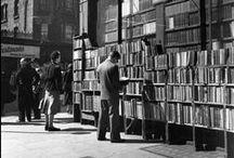 Vintage bookshops