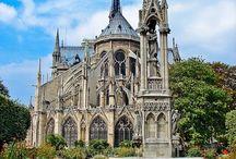 Oude bouwwerken / Kerken & kathedralen