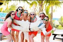 Bridal Party & Family - Belize Weddings