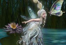 Fantasy / Elfen / Feeën