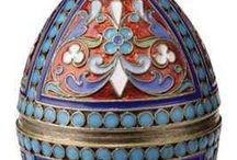 Fabergé-eieren