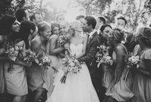 Wedding Photography / Creative, fun & romantic wedding photograph ideas.