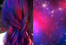 Colours of my head ... *-* / Hair that inspire me!