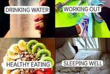 Fitness, Health & Beauty / by Cassidy Nichols