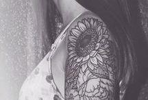 Tattoos / Tattoos♡ / by Cassidy Nichols