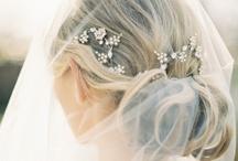 Wedding Hair / by Annie Salmon