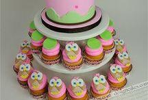Cupcake torták