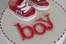 Baby BOOM:-) / Torták baba születésére:-)