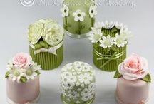 Mini torták / Mini torták
