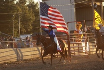 Motorsports and Track Events / Washington County Fair NY, - Rodeo, Truck and Tractor Pulls, Demolition Derby