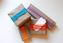 Packaging and wrapping / Diseño y envoltorios