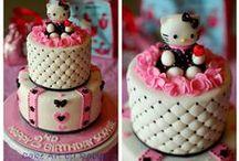 Hello Kitty torták / Hello Kitty torták fotói