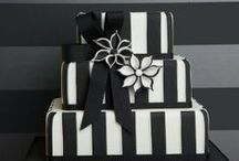 Fekete fehér torták / Fekete fehér torták fotói
