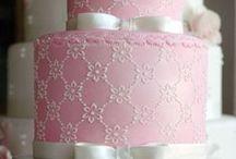 Pink torták / Pink színű torták fotói