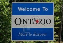 Ontario Roadstories / Canada's most populated province.