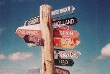 Voyages et petits week-ends / Pour partir le temps d'un weekend ou à l'autre bout du monde sans date retour, voici nos idées voyages et escapades !