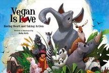 Veggie Kids' Books / Best books for vegan & vegetarian children! Picks based on reviews on Vegbooks.org. Click thru for the full reviews!