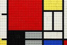 n is for not mondrian