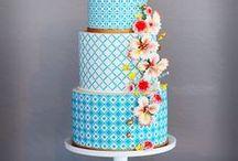 Kék torták