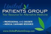 United Patients Group / United Patients Group is the leading medical cannabis information and education resource for families struggling with Cancer, MS, Auto-Immune Disease, Arthritis, Chronic Illness and much more. We are here to help guide you through the steps to health. Please read our story here: http://www.unitedpatientsgroup.com/about