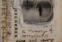 Journals, Art and Mixed Media