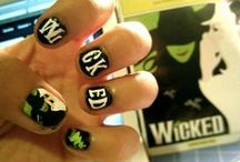 Literary Nails / Nail art and design inspired by books and reading!