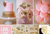 Pink & Gold - Glorious Sweets