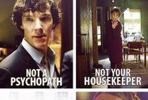 For the Love of Sherlock / All things Sherlock to satisfy fans until the next season!