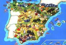 España / by Eva Núñez