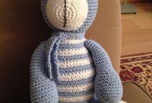 Handmade by me / Amigurumi ,crochet,motif,el örgüsü