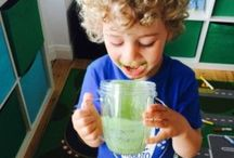 Smoothie recipes for super kids / Delicious healthy, yummy smoothie recipes for little and big kids