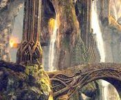 Lord of the Rings, Hobbit, Silmarillion♥ / Lord of the Rings, Hobbit, Silmarillion