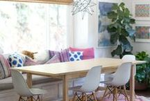 Interior design inspiration / Interior design inspiration