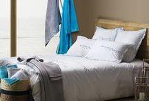 En partenariat avec Carré Blanc / Découvrez l'univers de Carré Blanc. Du linge de lit au linge de maison, retrouvez ici les produits qui ont fait le succès de la marque.