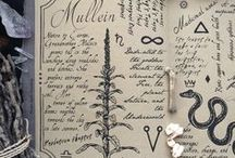 Book of Shadows / book of shadows, magical inspiration