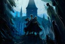 Harry Potter Fanarts / fanarts from Harry Potter book series, movies