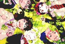 Ao no Exorcist / Ao no Exorcist, Blue Exorcist, fanarts